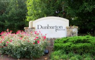 Dunbarton Sign Fall 2015