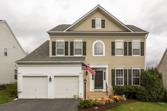 10024 Naughton Court in Bristow went under contract in 1 Day.